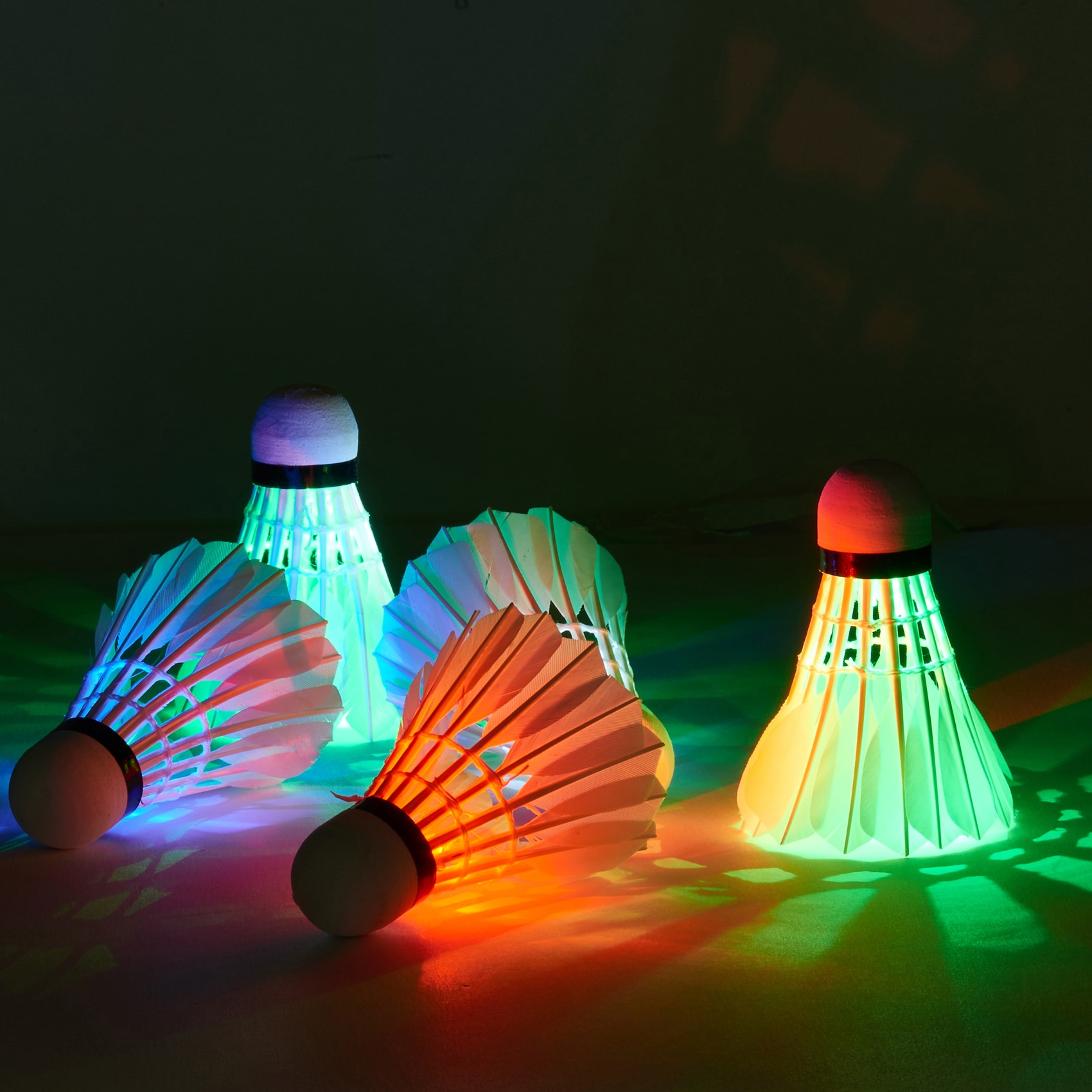 Glow In The Dark Product Photography